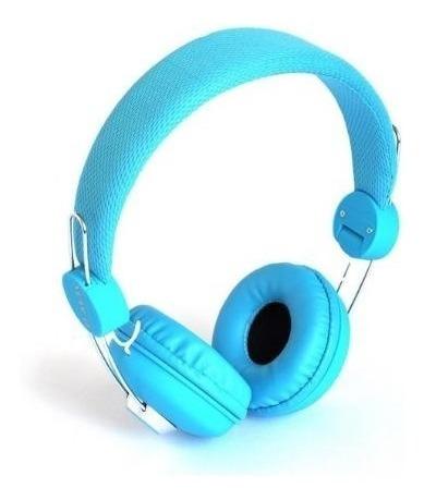 fone de ouvido bm-2670 3.5mm plug azul
