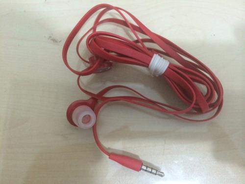fone de ouvido celular iphone ipod mp3/4 qualquer plug p2