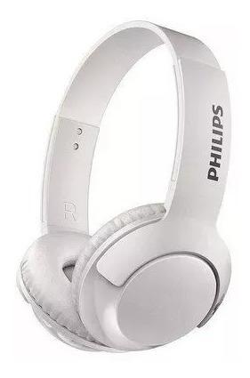 fone de ouvido com fio philips shl3075wt/00 bass+ microfone