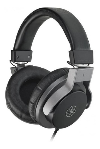 fone de ouvido de monitoramento yamaha hph-mt7 preto - para