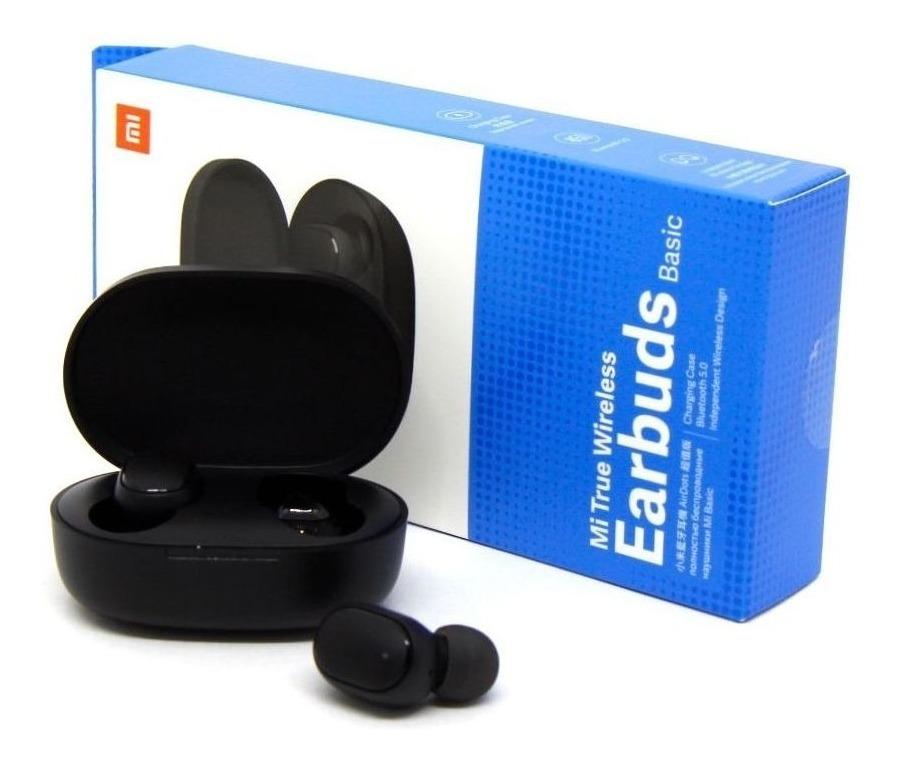 Fone De Ouvido Duplo Sem Fio Bluetooth 5.0 Redmi Airdots Tws - R ...
