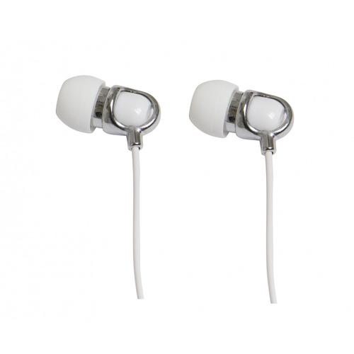 fone de ouvido earphone microfone vivitar v12486-wht