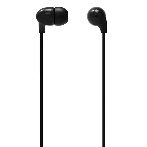 fone de ouvido earphone plug play multilaser ph234 preto