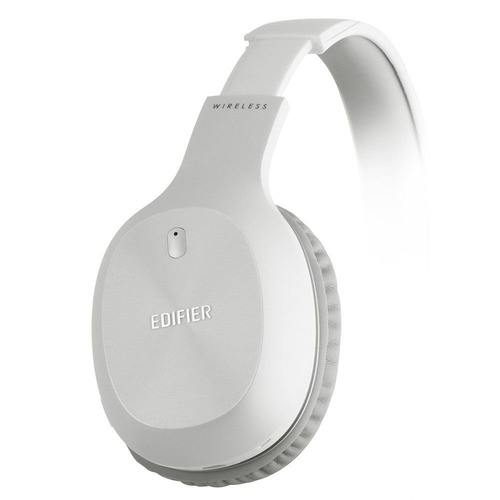 fone de ouvido edifier w800bt wifi e bluetooth branco
