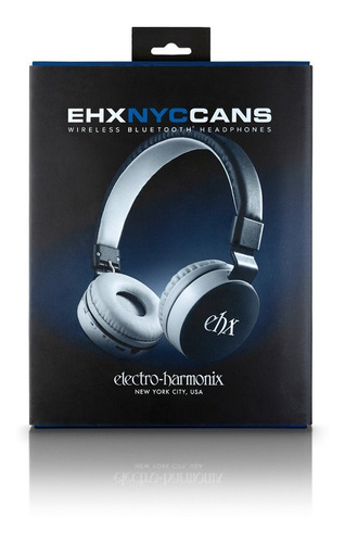 fone de ouvido ehx nyc cans wireless bluetooth® c/ nf-e