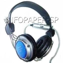 fone de ouvido fancong mod 915 lan house skype jogos com nfe
