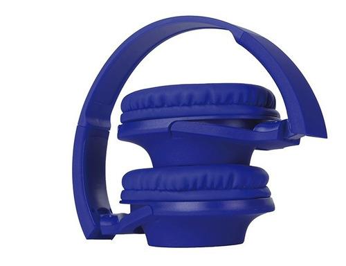 fone de ouvido headphone flow cabo removível roxo hs207 oex