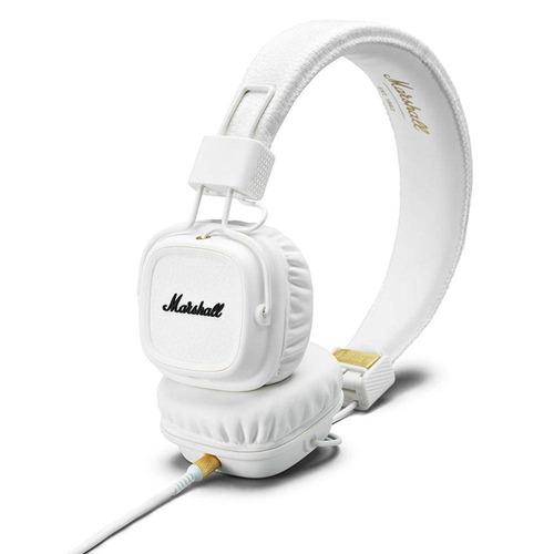 fone de ouvido headphone marshall major ii branco