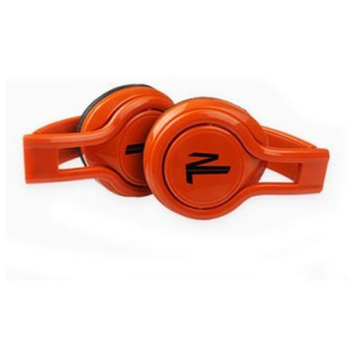 fone de ouvido headphone new link energy hs113 - laranjado