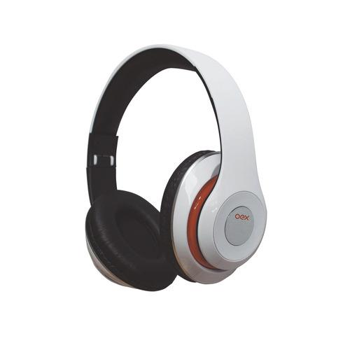 fone de ouvido headset balance bluetooth hs301 branco oex