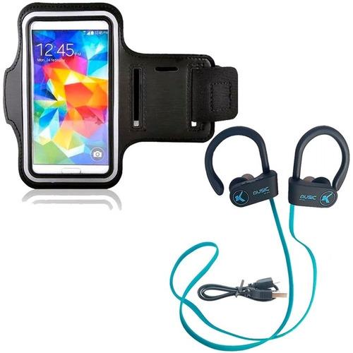 fone de ouvido headset bluetooth esportivo ios android
