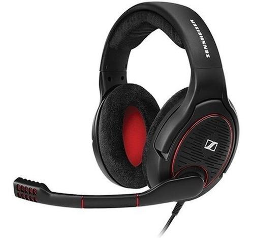 fone de ouvido headset sennheiser g4me game one - preto