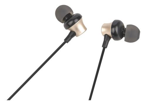 fone de ouvido intra auricular com microfone k750