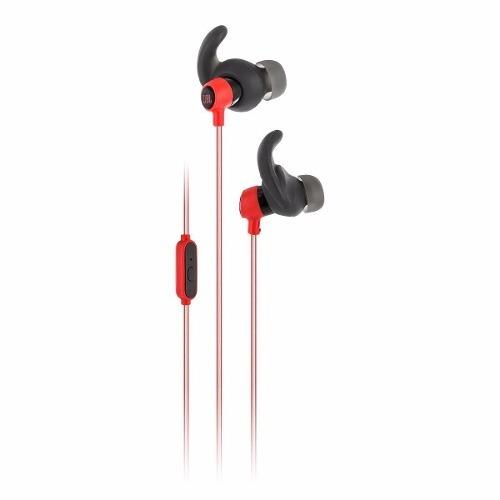 fone de ouvido jbl reflect mini in ear vermelho