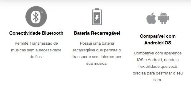 Fone De Ouvido Jbl T110bt Bluetooth T110 Bt T-110bt Preto Nf
