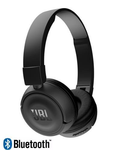 fone de ouvido jbl t450bt black - bluetooth - com microfone