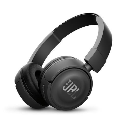 fone de ouvido jbl t450bt preto com microphone bluetooth