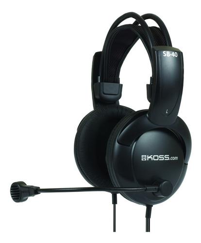fone de ouvido koss sb40