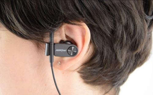 fone de ouvido mpow d2 com 16 horas de autonomia bluetooth
