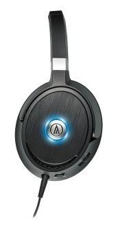 fone de ouvido noise-cancelling audio-technica - ath-anc70