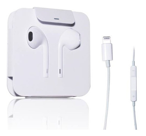 fone de ouvido original iphone 7 8 x 10 earpods lightning