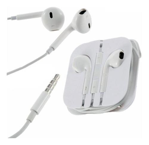 fone de ouvido para apple iphone 4 4s 5 5s 6 6 plus fone p2