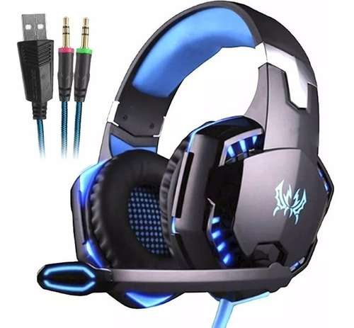 fone de ouvido profissional headset gamer kotion each g2000