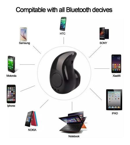 fone de ouvido s530 bluetooth com microfone atende chamadas