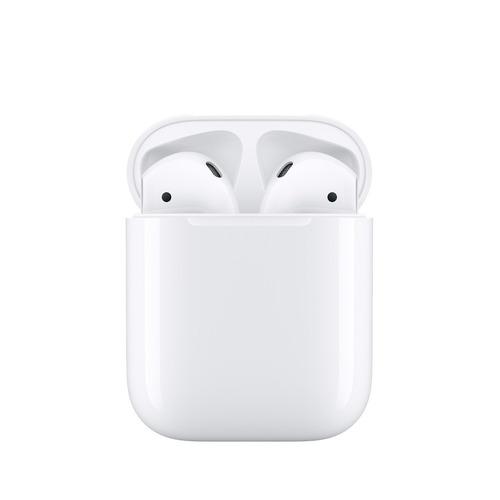 fone de ouvido sem fio apple airpods  wireless 12x com nota