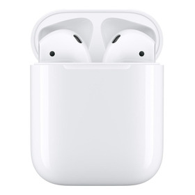 Fone De Ouvido Sem Fio Apple AirPods With Charging Case (2nd Generation) Branco