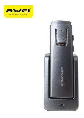 fone de ouvido sem fio awei a833bl iphone x/xs/xr/max/8/7/6