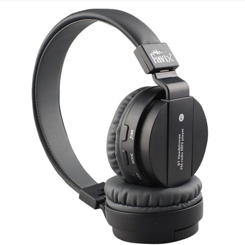 fone de ouvido sem fio bluetooth favix b08 original fm