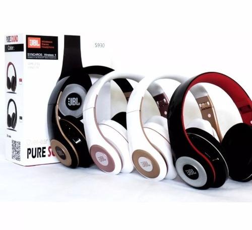 fone de ouvido sem fio jbl s930 bluetooth super wireless 930