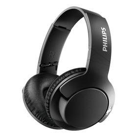Fone De Ouvido Sem Fio Philips Bass+ Shb3175 Black