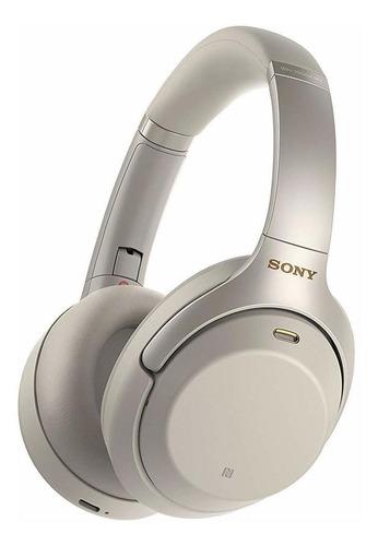 fone de ouvido sem fio sony wh-1000xm3 silver