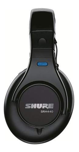 fone de ouvido shure srh 440 profissional shure srh440