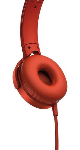 fone de ouvido sony estéreo extra bass 1 ano de garantia nfe