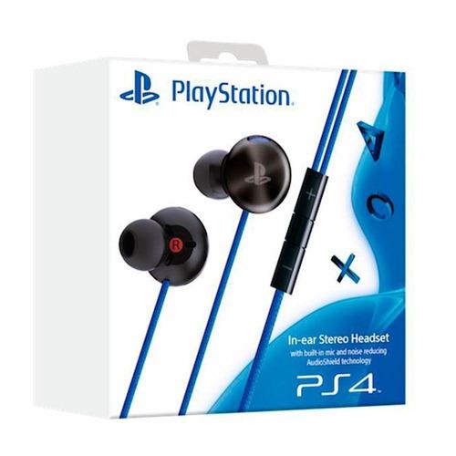 fone de ouvido sony in-ear stereo headset ps4 / ps vita