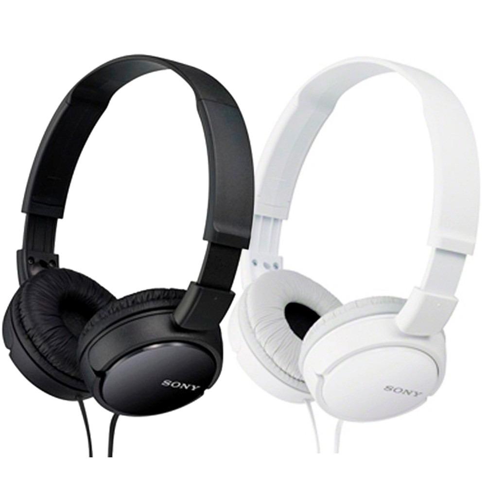 344c555c4 fone de ouvido sony mdr-zx110 headphone profissional 2 cores. Carregando  zoom.