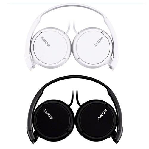 fone de ouvido sony mdr-zx110 original branco ou preto