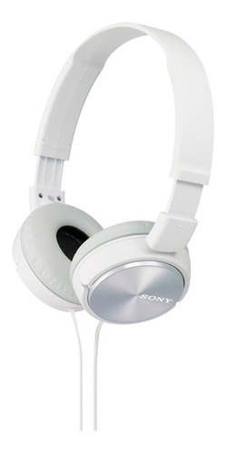 fone de ouvido sony mdr zx310 com microfone original branco
