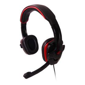 Fone De Ouvido Stereo C/ Microfone P/jogos G-fire Plug P2