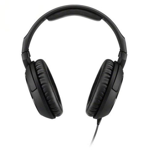 fone de ouvido studio sennheiser hd200 pro preto