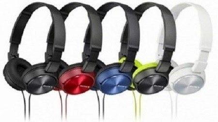 fone de ouvido supra-auricular zx310