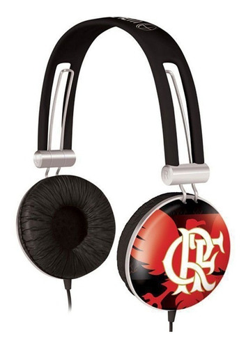 fone de ouvido waldman flamengo headphone ed. limitada