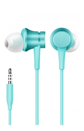 fone de ouvido xiaomi piston intra auricular original