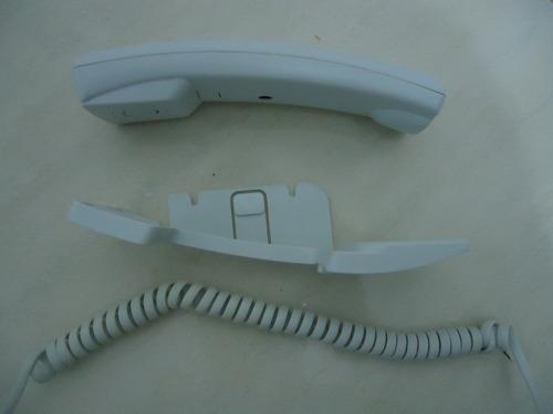 fone do fax p/ hp j4660 semi novo. aproveite. garantia.