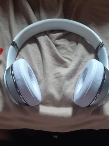 fone dr. dre beatssolo3 wireless - edição especial prata