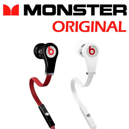 fone dr. dre monster beats dr earbuds in ear headphones