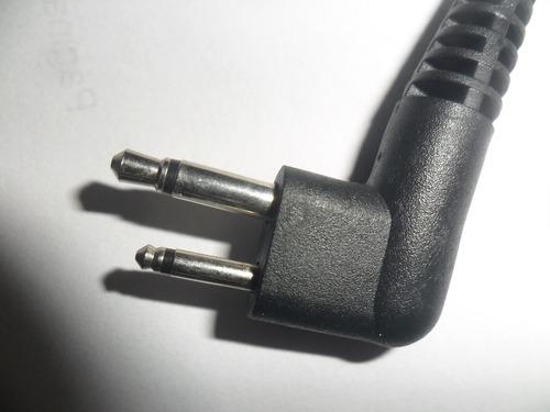 fone e microfone tubo silicone p/ motorola ep-450